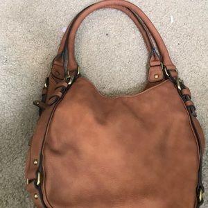 Merona over the shoulder purse